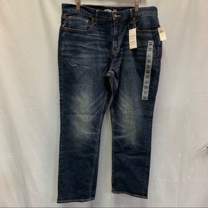 Old Navy Straight Jeans, NWT, Size 36X30